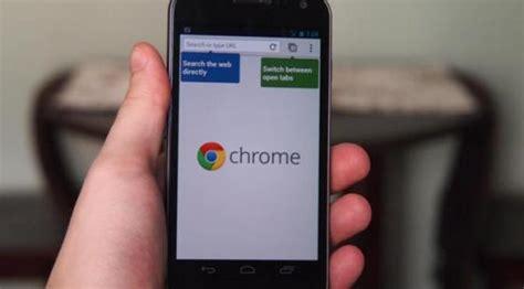 chrome android tips mempercepat koneksi pada chrome oketekno