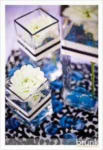 blue wedding centerpieces decor ideas wedding decorations