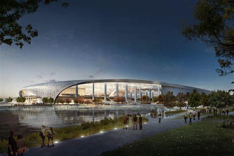 los angeles rams stadium architect magazine