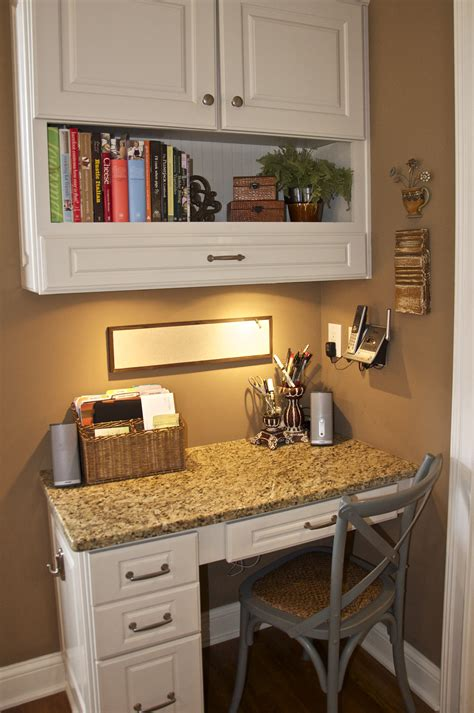 Small Kitchen Desk Ideas Office Room Decorating Ideas Idolza
