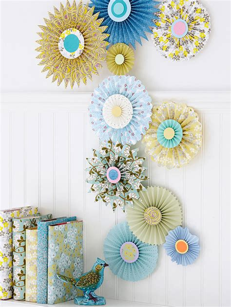 Papercraft Decorations - paper craft ideas for wall decoration crafts for