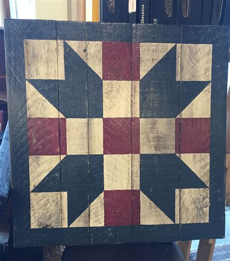 fathers choice  barn quilts  wabash county barn