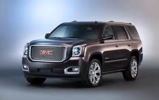 Chevrolet Yukon 2015 2015 Gmc Yukon Gm Authority