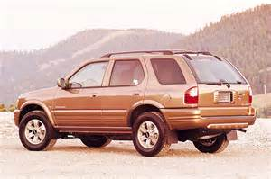 1998 Isuzu Rodeo Review 1998 04 Isuzu Rodeo Consumer Guide Auto