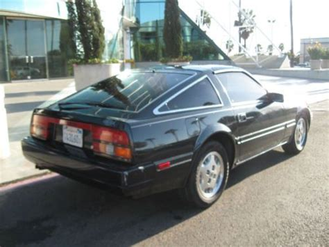 nissan 300zx transmission purchase used 1985 nissan 300zx manual transmission only