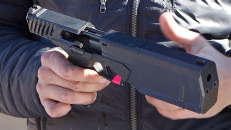 American Rifleman   SHOT Show 2017: SilencerCo Maxim 9 Pistol