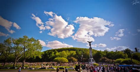 mount royal hill  montreal thousand wonders