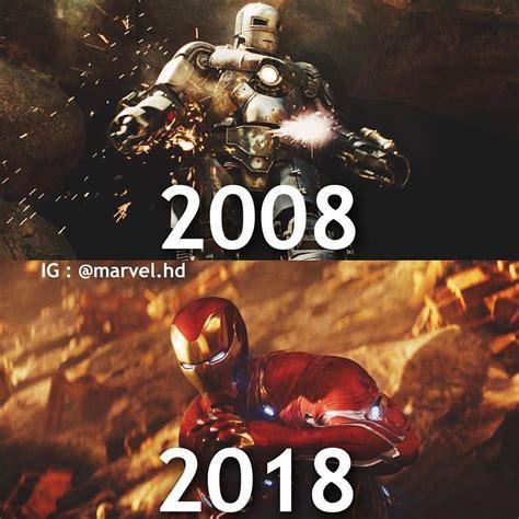 evolution iron man favorite