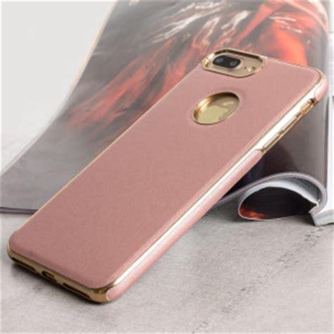 olixar flexileather iphone   case rose gold