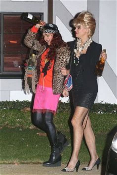 Absolutely Fabulous Fabsugar Want Need 47 by Patsy And Edina Costumes Just Need To Find