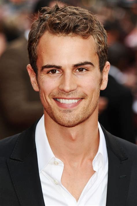 theo james divergent movie young celebrities beautiful