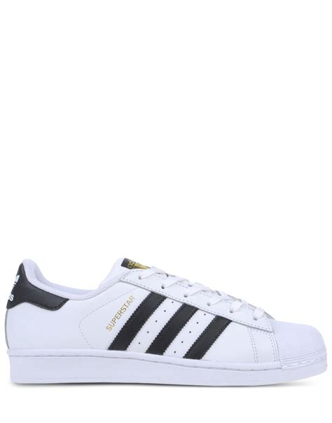 adidas originals low tops in white lyst