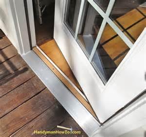 installing exterior door