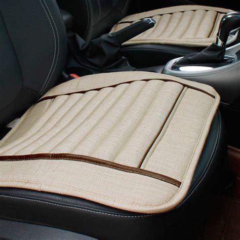 cuscino per sedia ufficio coprisedile cuscino per auto sedia ufficio ecologico lino