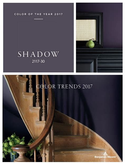 color of the year benjamin moore 2017 colors of the year