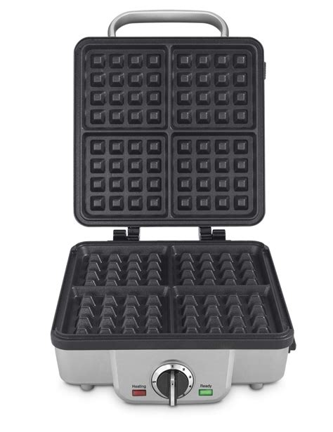 Presto FlipSide Belgian Waffle Maker Review « Kitchen Review