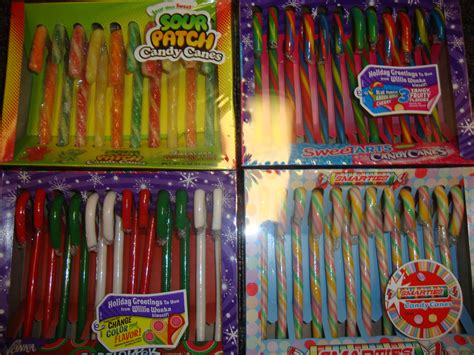 What type of candy cane flavors do you like