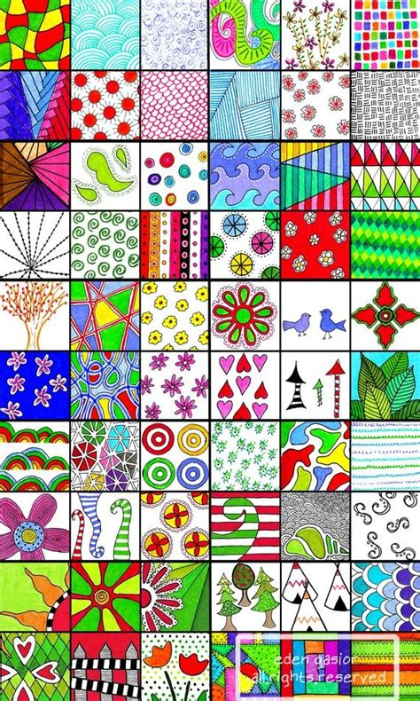 zentangle pattern directory 17 best images about group projects on pinterest school