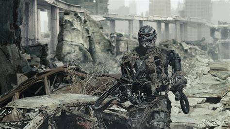 Lost In Time The Salvation terminator salvation hart