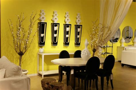 yellow color in interior design decobizz