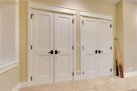Custom Interior Doors In Chicago Illinois Glenview Haus How To Build Closet Doors