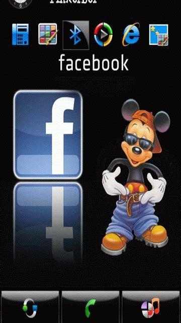 themes facebook mobile facebook s60v5 theme