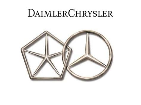 Daimler Chrysler Study Bangshift The Quot Merger Of Equals Quot And The Nuclear