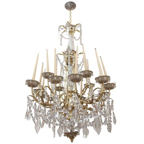 Unique Chandeliers For Sale Opulent And Unique Bagues Chandelier For Sale At 1stdibs