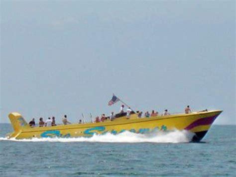 screamer boat clearwater sea screamer boat rides discount sea screamer