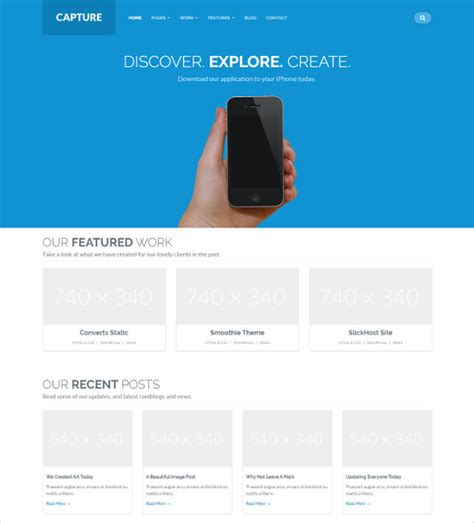 how to design layout in bootstrap 36 mobile bootstrap themes templates free premium
