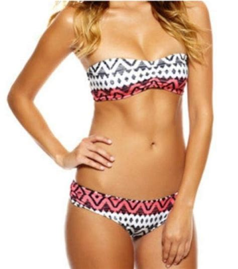 tribal pattern bathing suit swimwear bikini summer tribal pattern wheretoget