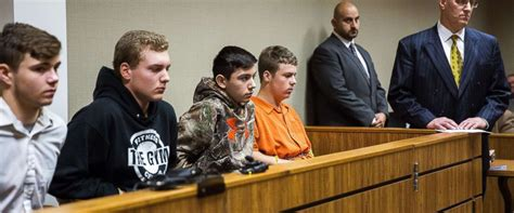 section for murder teens could face life in prison if convicted of murder