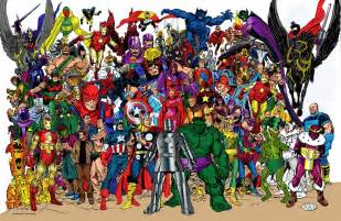 All Marvel Marvel Comics Of The 1980s Forever By