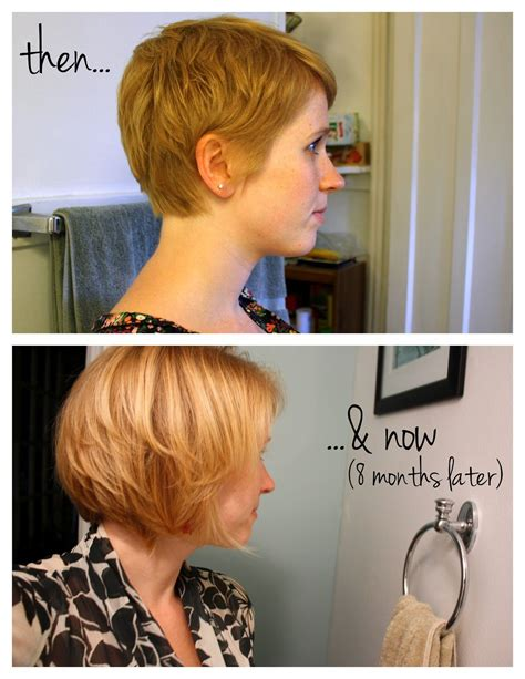 growing hair into a bob how to grow out a pixie cut google search hair make