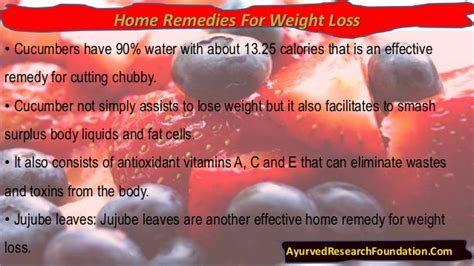 Home Remedy For Shedding by Home Remedies For Weight Loss Effective Home Remedies To