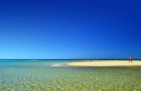 best beaches in algarve ria formosa golden triangle lago real real estate agents