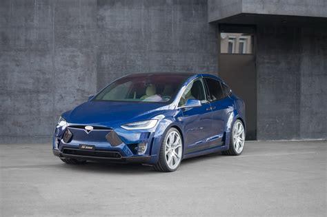Tesla And Mercedes Fab Design Hits Geneva With Custom Tesla Mclaren And Mercedes