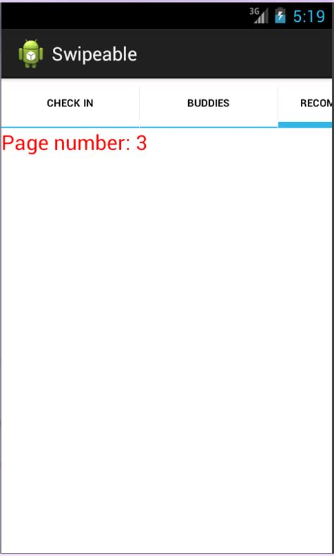 how to tabs on android phone tab widget doesn t scroll whith content in android stack overflow