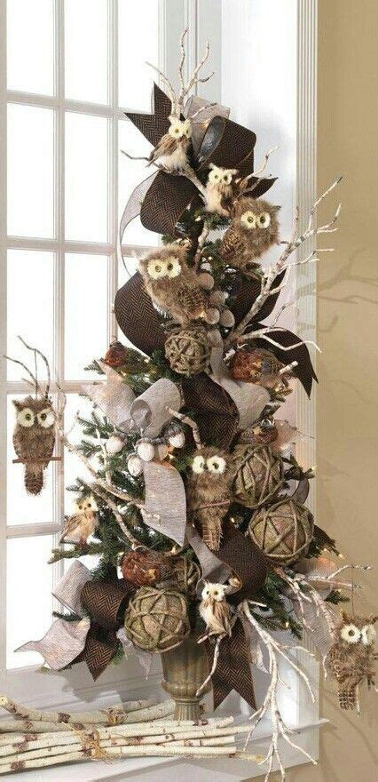 owl theme christmas tree google search creativity