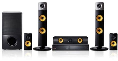 lg 1000w 5 1 channel usb recording dvd home theater
