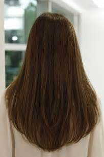hair cut front and back view on pincrest 25 best ideas about long straight haircuts on pinterest