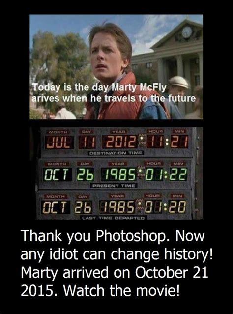 The Future Meme - back to the future meme corrected