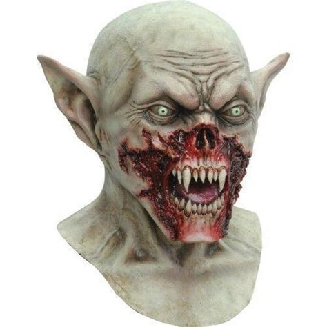 scary halloween masks ebay