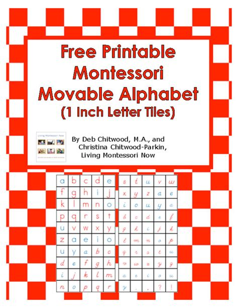 printable moveable alphabet free free printable montessori movable alphabet 1 inch letter
