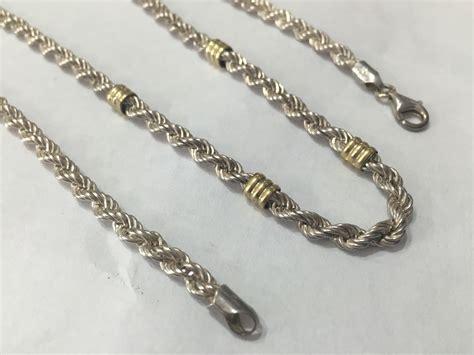 cadenas de hombre fotos pulseras de plata y oro para hombres