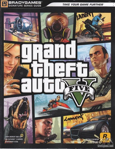 Grand Theft Auto 5 by Grand Theft Auto V Signature Series Guide For Gta 5