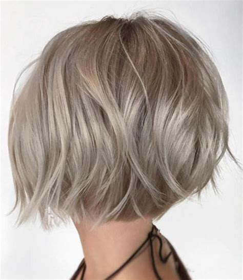 pictures  short layered haircuts