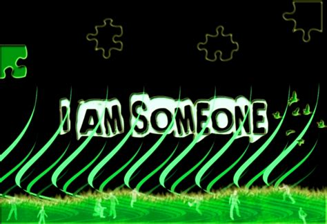 Someone In The Tamat i am someone