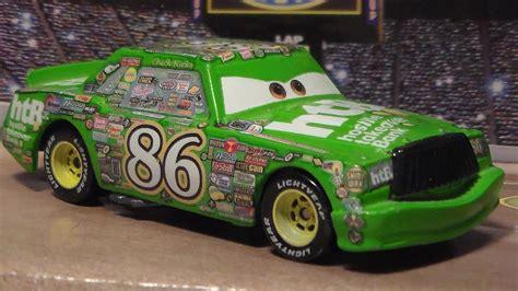 hicks new 2016 cars mattel disney pixar piston cup series diecast unboxing review