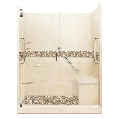 American Bath Factory Shower Reviews american bath factory roma freedom grand hinged 42 in x